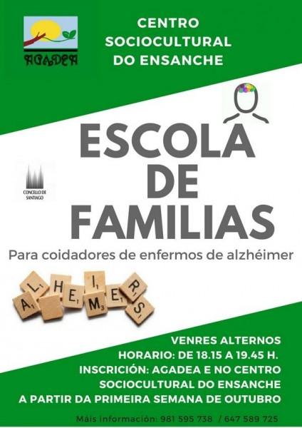 Intensivo programa de charlas e cursos para achegar as demencias á sociedade
