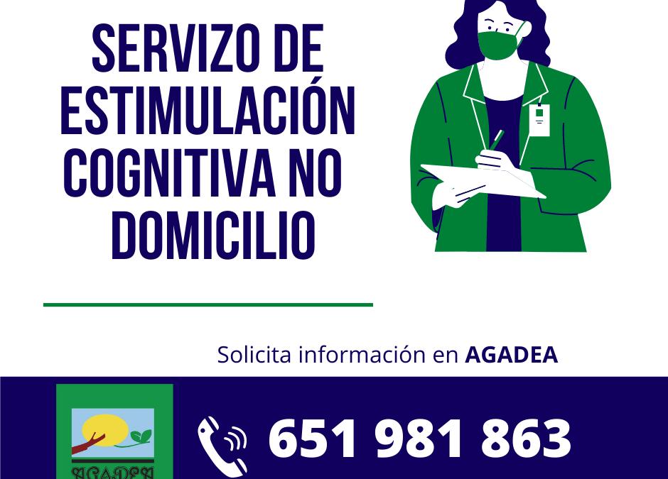 Novo Servizo de Estimulación Cognitiva a Domicilio