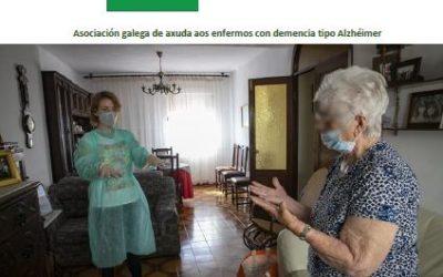 AGADEA presenta as Memorias do ano 2020